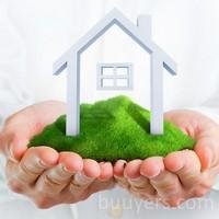 Logo 4 Pour Cent Immobilier Votre Maison Services Licencié Indépendant