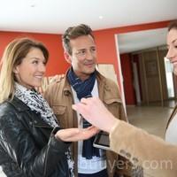 Logo Agence Cv2 Immobilier