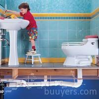 Logo Aqua Detect Création de salles de bains