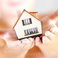 Logo Quatre Pour Cent Immobilier