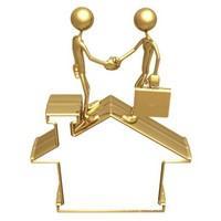 Logo Trouvé Immobilier Weyland Vincent Mandataire Indépendant