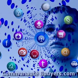 Logo Blanc Titane Communication (sas)