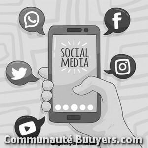 Logo Cosm Marketing digital