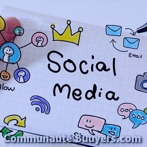 Logo Edelston Louise Création de sites internet