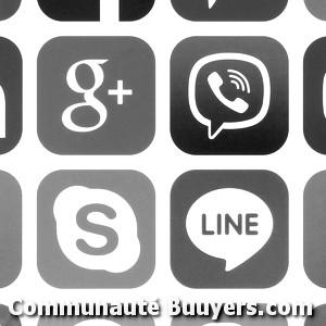 Logo Glyphes Application IOS / Android