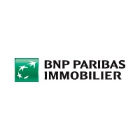 Logo Bnp Paribas Réal Estate Immobilier commercial