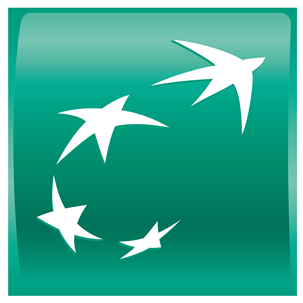 Logo BNP Paribas Distributeur Auomatique