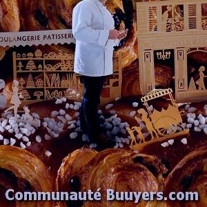 Logo Boulangerie 3 Plus 1 Bio et sans gluten