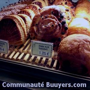 Logo Boulangerie Aux Délices Du Val Viennoiserie