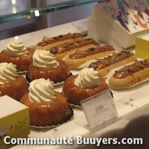 Logo Boulangerie Frangeul Pâtisserie