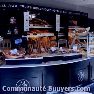 Logo Boulangerie Les Copains D'abord
