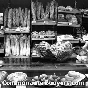Logo Boulangerie Osmont Bio et sans gluten