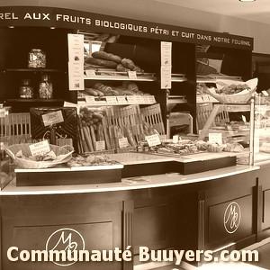 Logo Boulangerie Patisserie Stirn Bio et sans gluten
