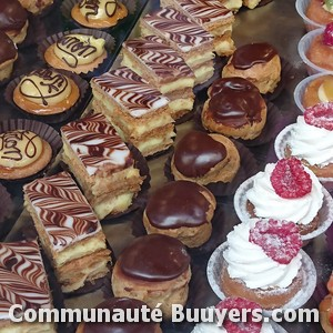 Logo La Boulangerie De Marie