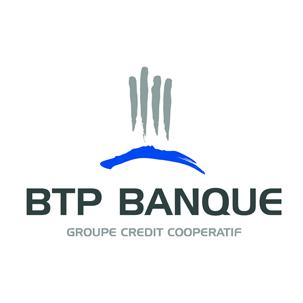 Logo Banque Du Bâtiment Et Travaux Publics (BTP Banque)