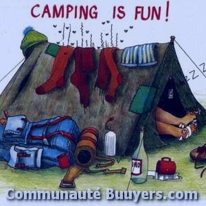 Logo Camp Au Clair Ruisseau