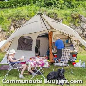 Logo Camping Caravaning Bois De La Justice (sarl)