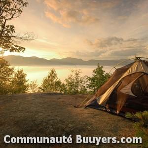 Logo Camping De Courtille