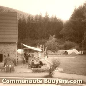 Logo Camping De Cromenach