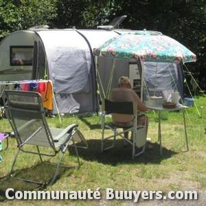 Logo Camping De La Crau