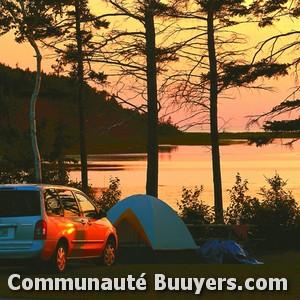 Logo Camping De Monplaisir