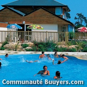 Logo Camping International Du Lac Bleu