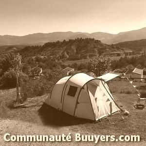 Logo Camping Les Chesnets (sarl)