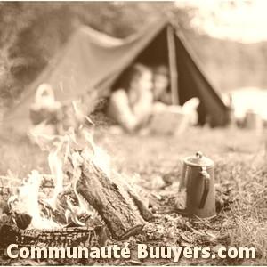 Logo Camping Les Ecossais