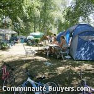 Logo Camping Les Myrtilles