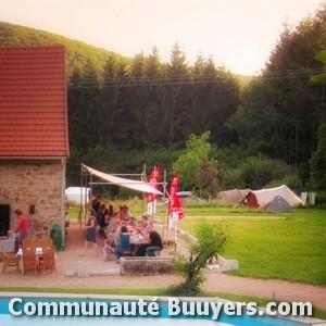 Logo Camping Parc Saint James Le Sourire