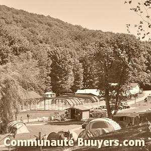 Logo Camping Village Parisien