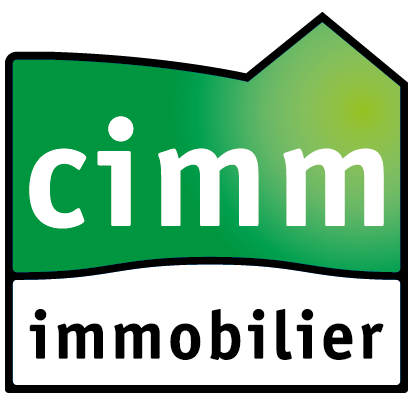 Logo Cimm Immobilier (Transaction - Location - Viager)