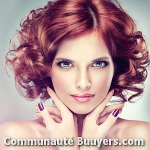 Logo Belle Hair Coiffure