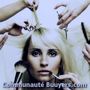 Logo Changer D'hair Coiffure à domicile