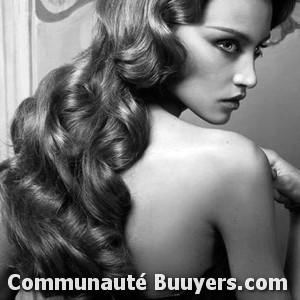 Logo Coiffeur Hair des Iles