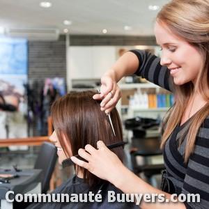 Logo Coiffure Bulle d'Hair