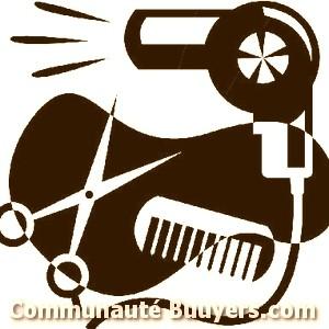 Logo Coiffure Mixte Masy