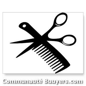 Logo Diagonal Coiffure