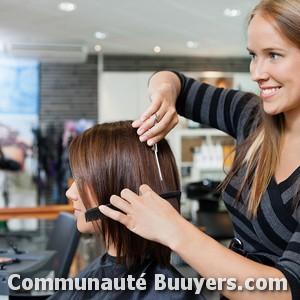 Logo Emmanuelle coiffure a domicile