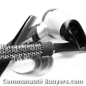 Logo Hair Cutting Coiffure à domicile