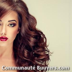 Logo Hair Line Coiffure