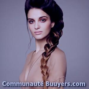 Logo Hair Mouve Coiffure à domicile