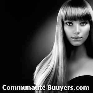 Logo Hair Style Coiffeur visagiste