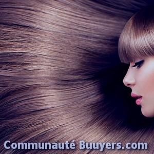 Logo Hair Styling visagiste