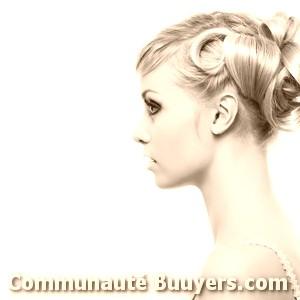 Logo Julie coiffure a domicile visagiste