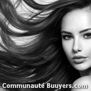 Logo L HAIR DU TEMPS Coiffure à domicile