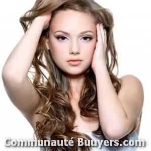 Logo L'ile Aux Cheveux Stéphanie Coiffure à domicile