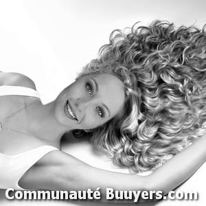 Logo Salon Coiffure Mixte Hair Sonia