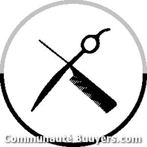 Logo Salon de Coiffure Antoine Coiffure à domicile