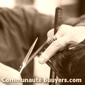 Logo Salon de coiffure Corine Chagnon